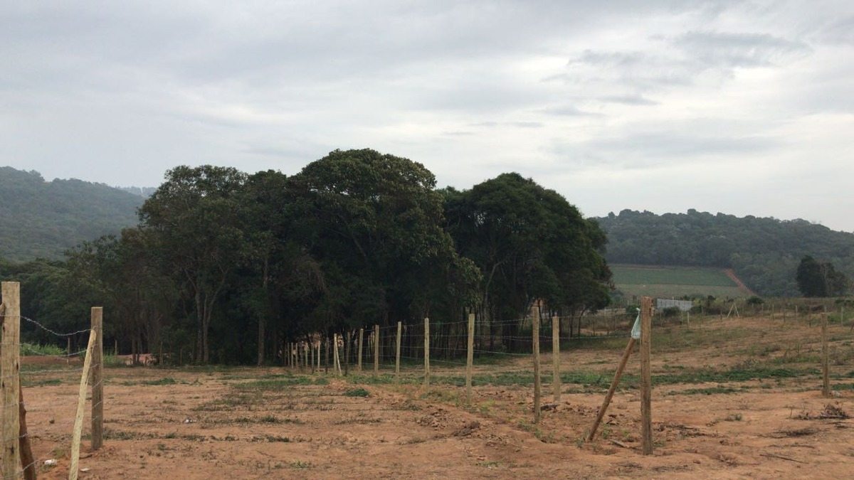 jv lotes de 1000m2 infraestrutura r$45 mil com água e luz