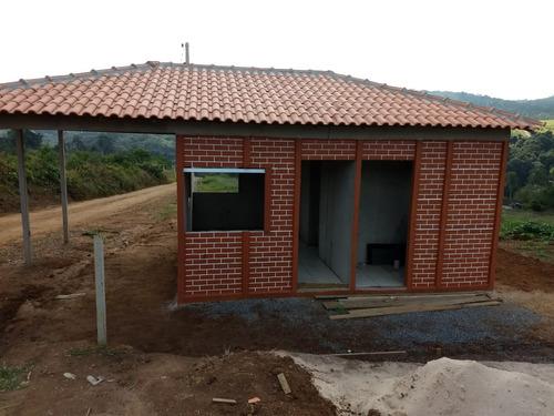 jv lotes planos de 1000 m² -ibiúna com água e luz instalados