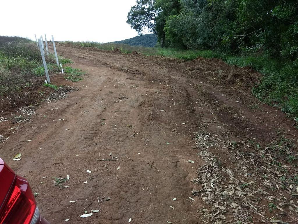 jv terreno 500m2 em ibiúna por 25000 mil c/ infraestrutura