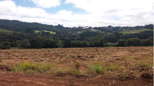 jv terreno c/1000m2 em ibiúna com infraestrutura