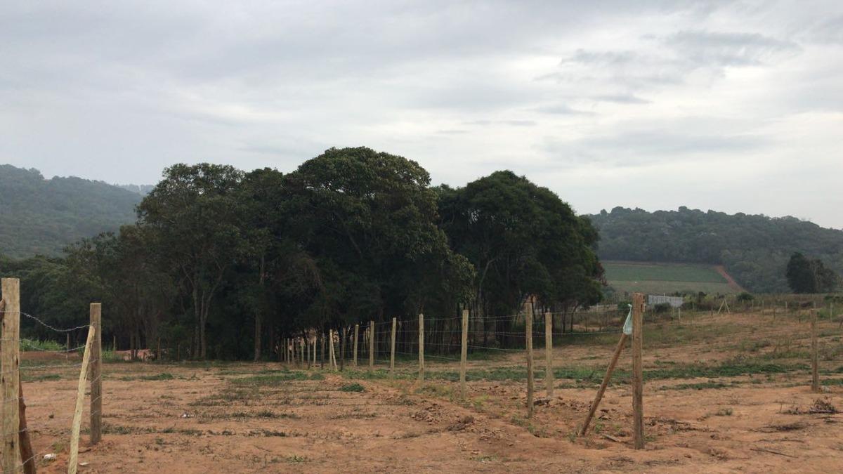 jv terrenos de 1000m2 com água e luz em ibiúna r$43 mil