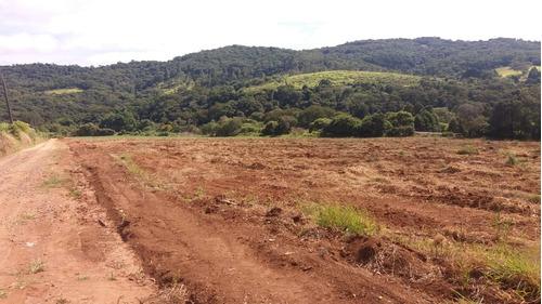 jv terrenos para chácara com água e luz em ibiuna