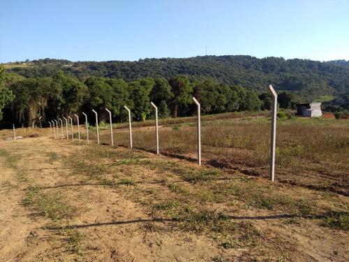 jv terrenos planos 1000m2 acesso da represa - r$43 mil