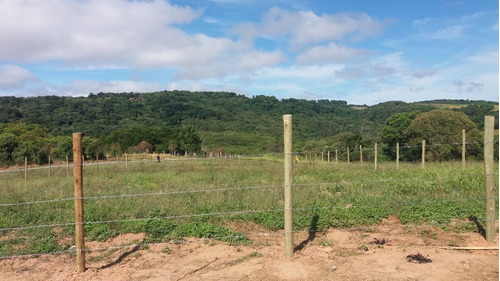 jv terrenos planos c/água e luz próximo a rod bunjiro nakao