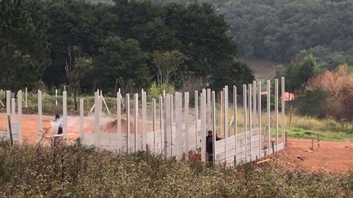 jv terrenos planos p/ chácara de 1000 m2 para sua família