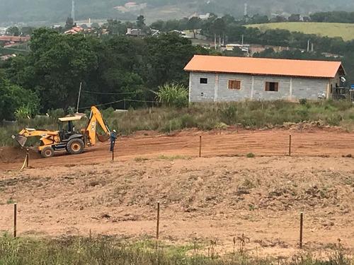 jv  terrenos planos p/chácara  s taxa de condominio