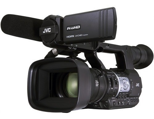 jvc câmera gy-hm620 prohd