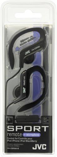 jvc haebr80b deportes auriculares clip (negro)