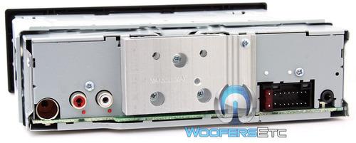 jvc kd-r770bt cd mp3 usb aux bluetooth ecualizador 200w