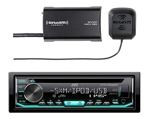 jvc kdr680s reproductor de cd para automóvil r
