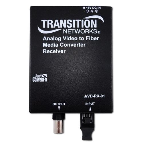j/vd-tx-01 / j/vd-rx-01/sc transmissor e receptor transition