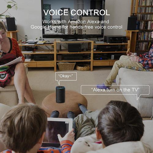 jwcomsmart interruptor wifi sa-01 alexa / google - kit-10pçs