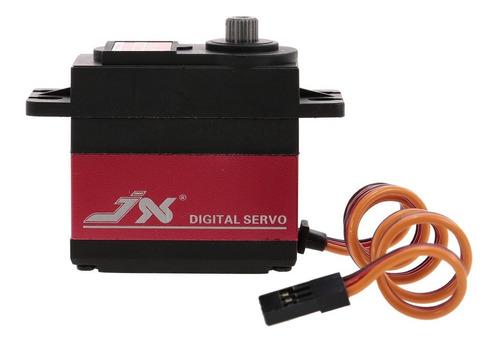 jx pdi-6208mg 8kg metal gear digital servo para 1/10 rc