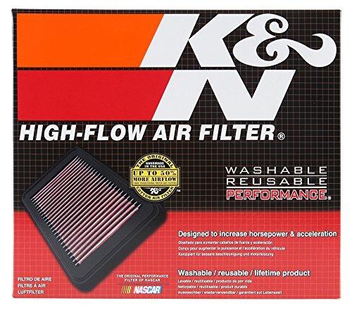 k amp n  filtro de aire de alto rendimiento