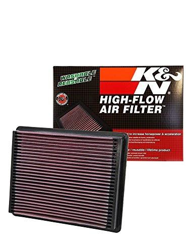 k amp; n  filtro de aire de alto rendimiento para  chevrole