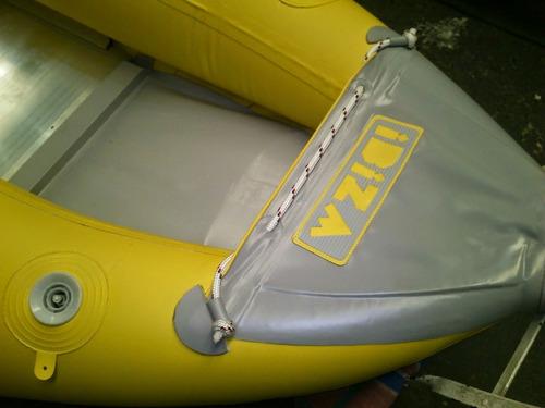 k-boat ibiza420 piso de aluminio tarjetas
