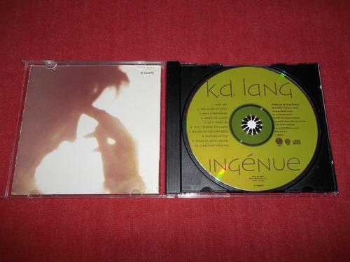 k. d. lang - ingenue cd imp ed 1992 mdisk