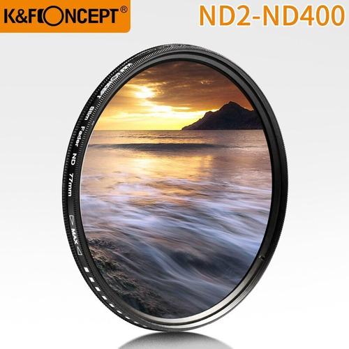 k & f concept 52mm 55mm 58mm 62mm 67mm 72mm 77mm magro fader