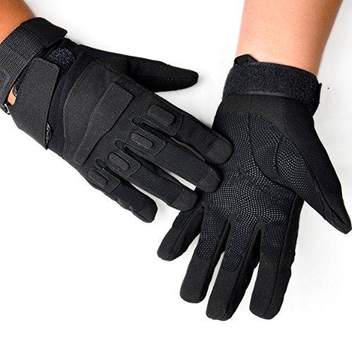 k motor guantes especiales de asalto con dedos c ver más