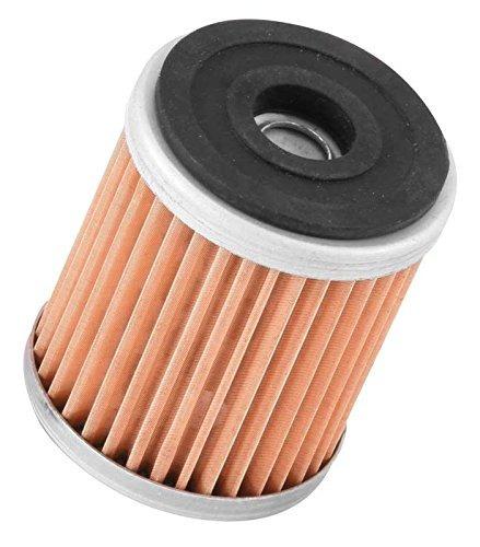 k & n kn-142 yamaha filtro de aceite de alto rendimiento