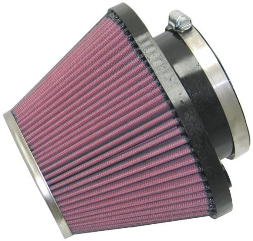 k & n rc -1605 universal clamp- en aire filter: oval cónico