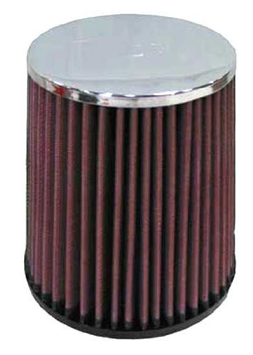 k & n rc -4670 universal clamp- en aire filtro: ronda cónic