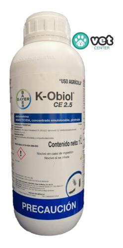 k-obiol ce 2.5 bayer uso agricola bayer 1 litro