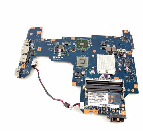 k000103970 toshiba l755 amd laptop motherboard s1 nalae la-6