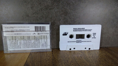 k009 raul di blasio el pianista de america cassette