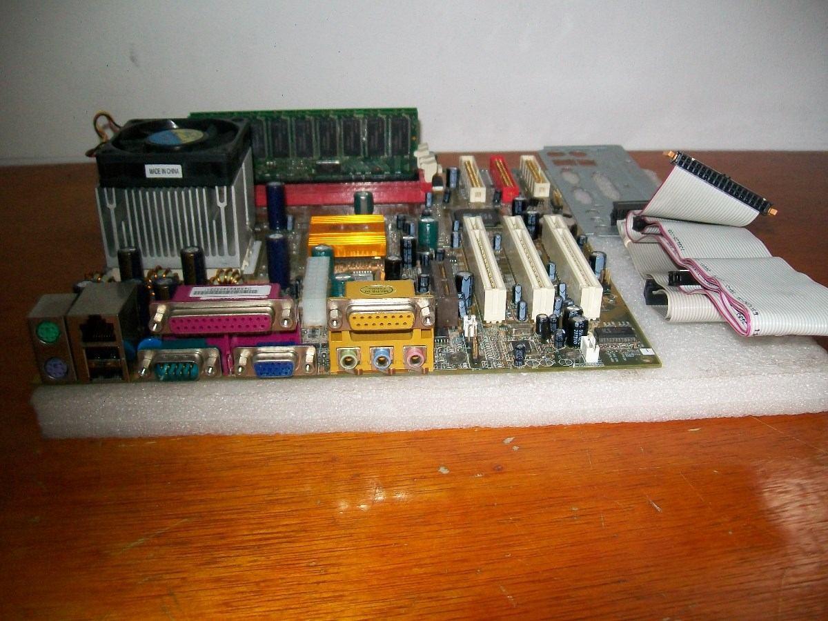 PCCHIPS M810DG 64 Bit