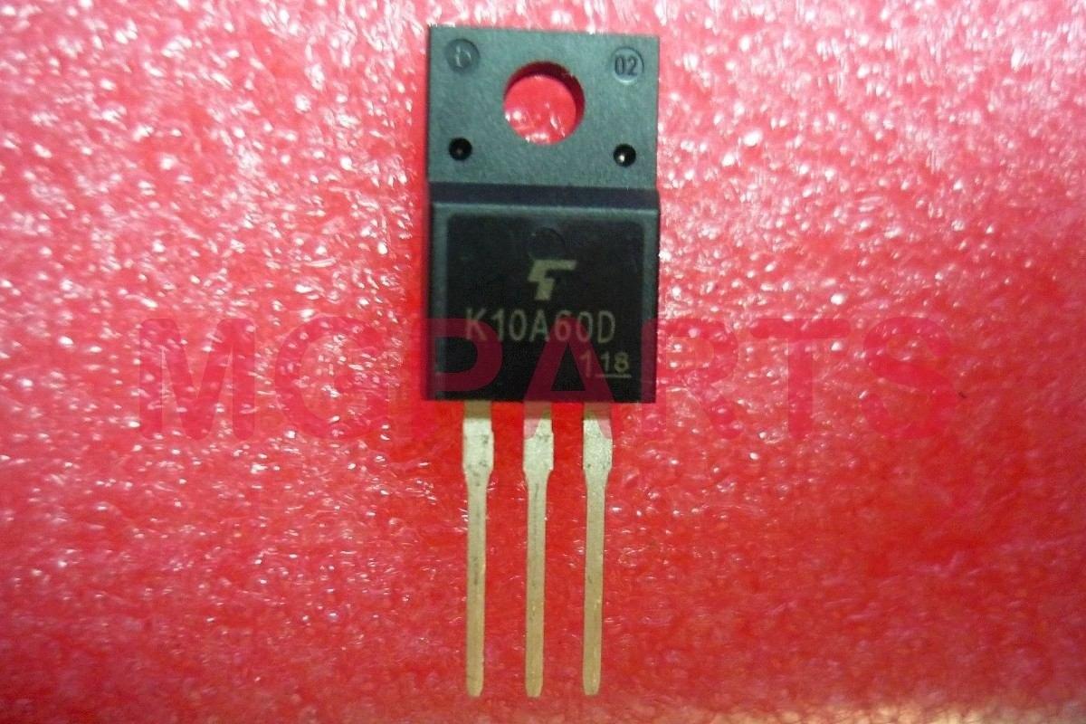 Transistor K10a60 No Mercado Livre Brasil Mosfet 23n50e 23n50 Original Pronta Entrega