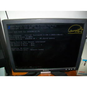 K1172 Kit Ga-945gcmx-s2 775 P4 3.2ghz Ddr667 1gb Espelho