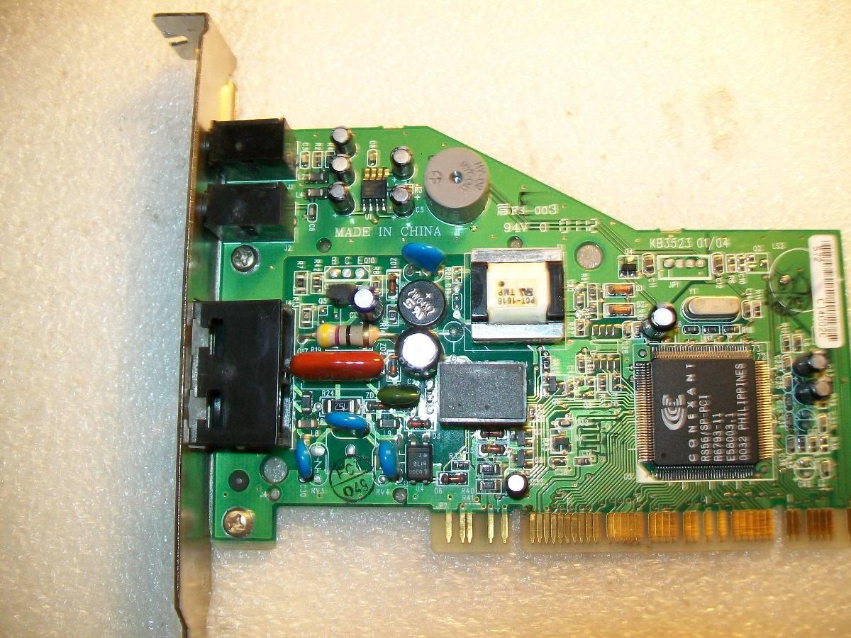 CONEXANT RS56-PCI DESCARGAR DRIVER