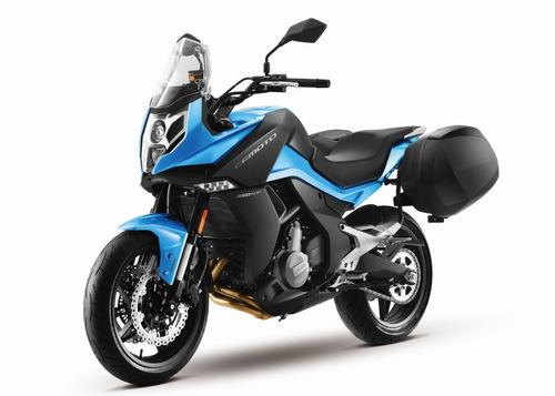 k65 mt - abs y baules - cf moto 2018