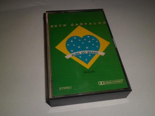 k7 - beth carvalho  - alma do brasil