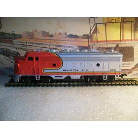 K981 Locomotiva Nova Bachmann Santa Fé 307