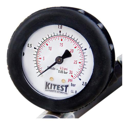 ka-036.c teste de arrefecimento para radiador comum e selado