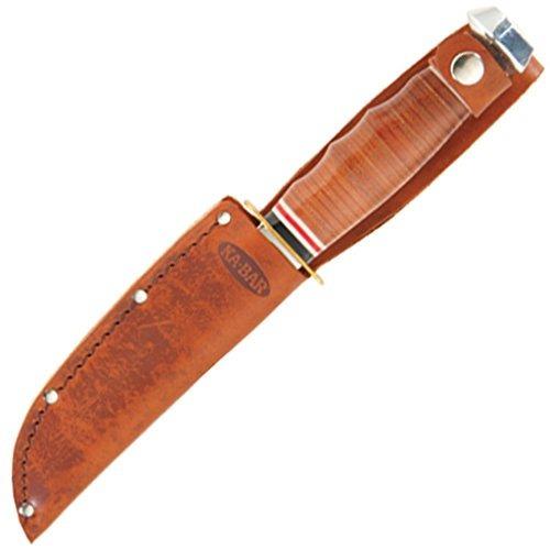 ka bar 2 1233 8 cuchillo de funda 4  x26quot