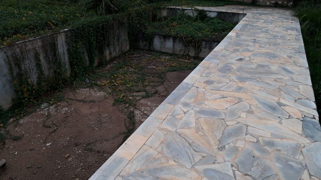 (k.a) chácara com 3 quartos sendo 1 suíte e piscina