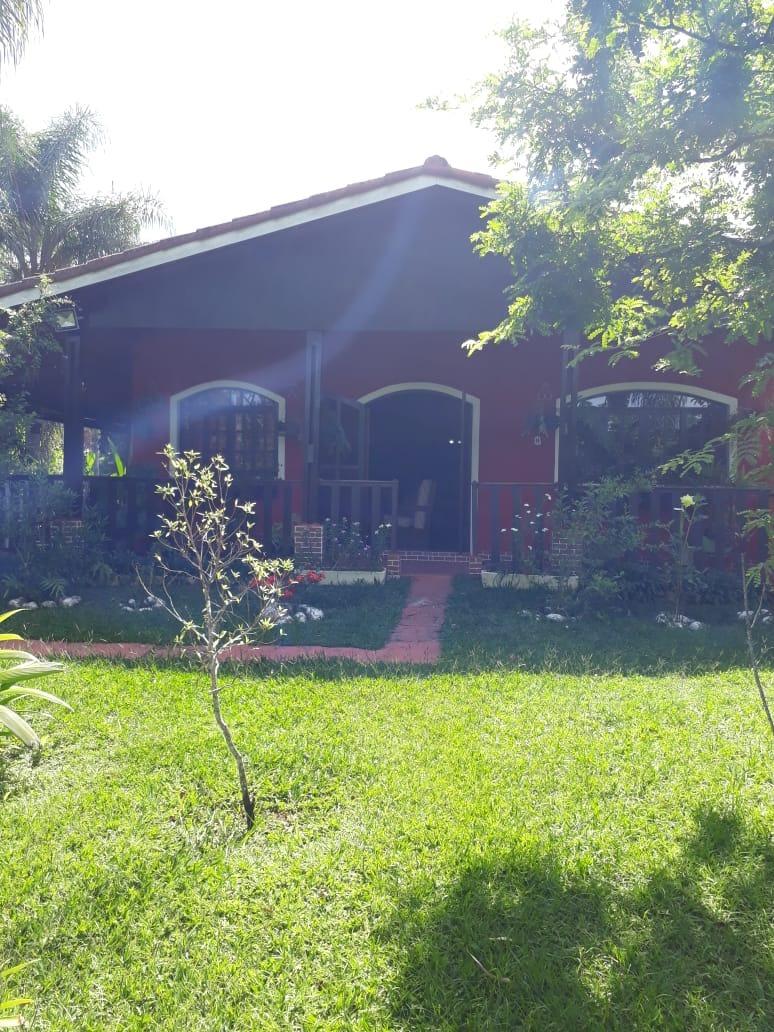 (k.a) chacara com horta, 3 quartos, rio e pomar