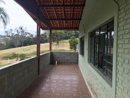 (k.a) chácara com piscina 1.800m² com uma vista linda