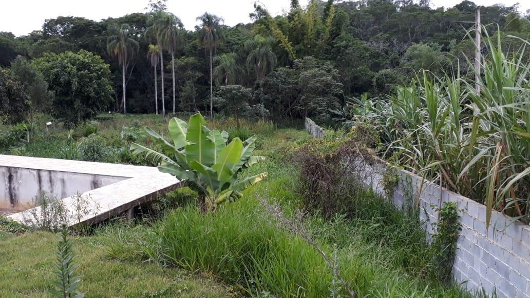 (k.a) chácara com piscina e um lindo rio de fundo