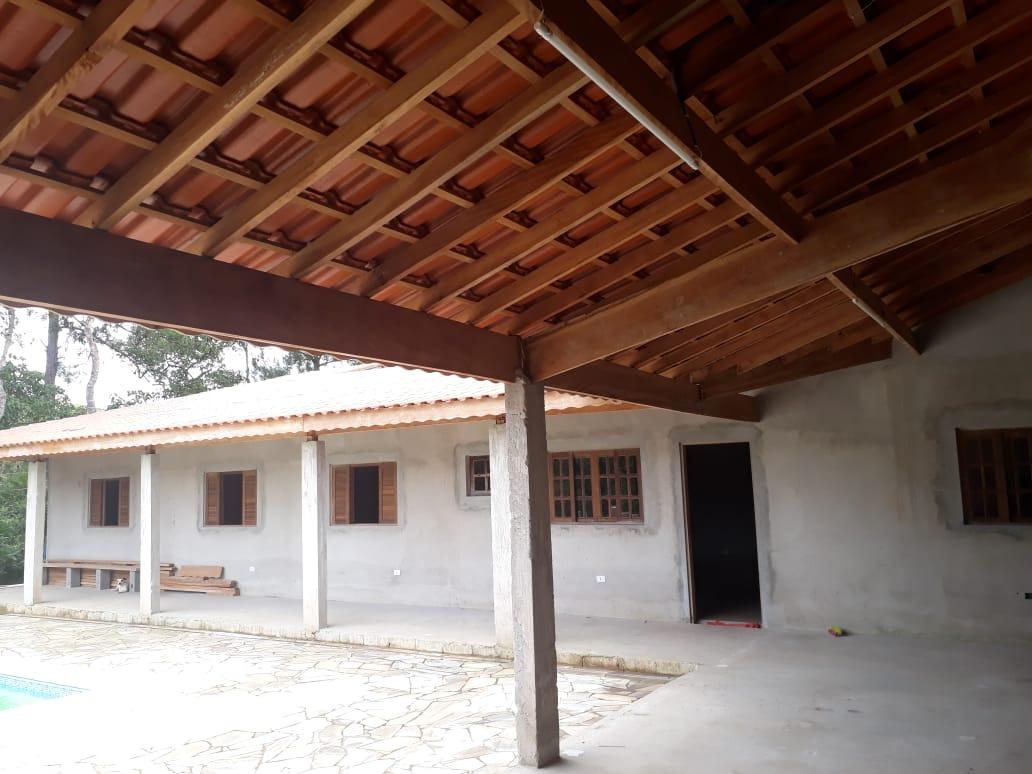 (k.a) chácara pronta para veraneios ou moradia, 1.450m²