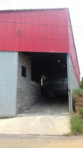 (k.a) galpão na região de pinhalzinho 300m²