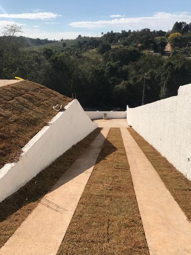 (k.a) linda chácara em ibiúna 500m² completa