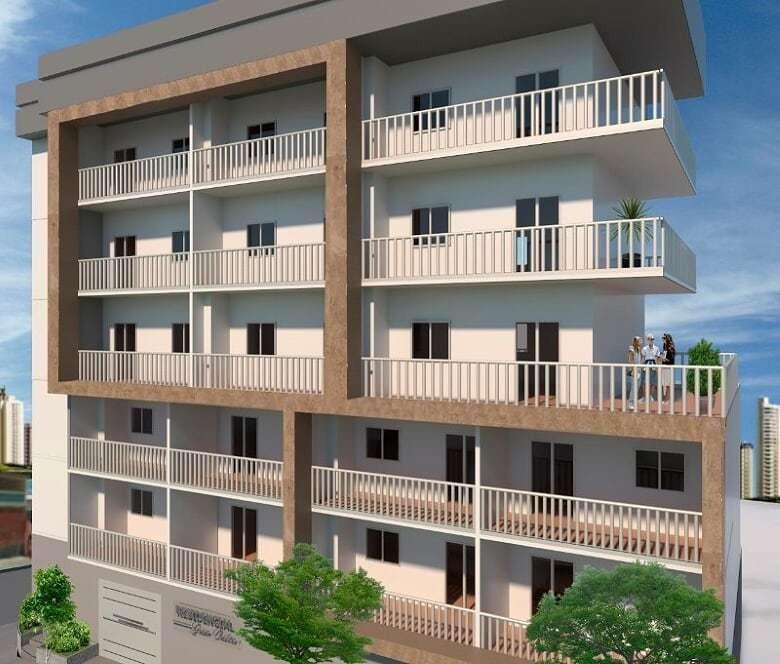 (k.a) projeto em bairro com grande expansão unindo qualidade