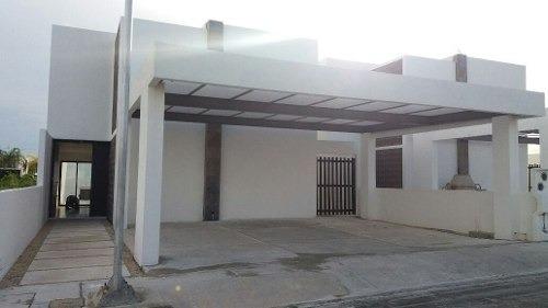 káahal - casa en la privada ave. conkal