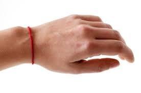 kabbalah red string hilo rojo cábala para 5 envío gratis