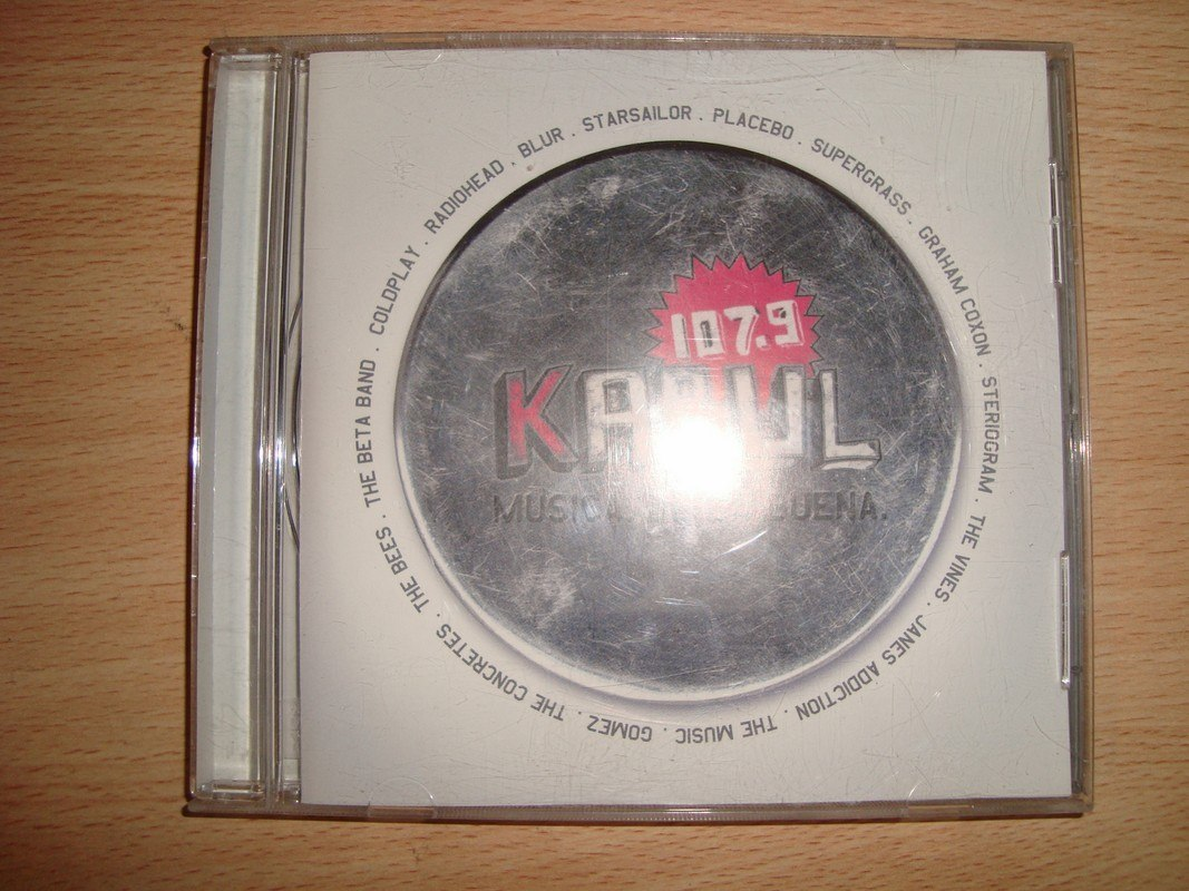 Kabul Fm Starsailor Coldplay Blur Audio Cd En Caballito - $ 110,00