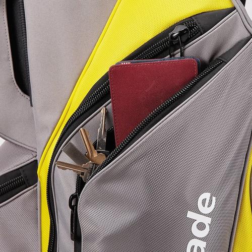 kaddygolf bolsa golf taylormade carro supreme 15div - 2